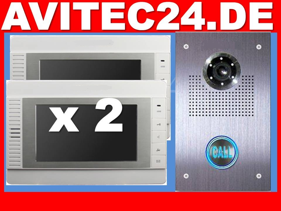 Videotürsprechanlage-VT55