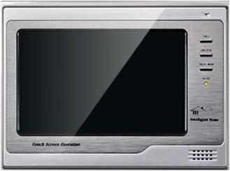 Hochwertige, robuste 2-Draht Innenstation DT692 mit Touchscreen